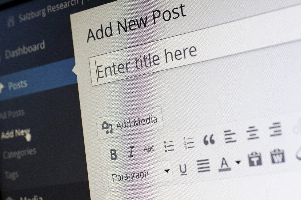 Pourquoi utiliser le blog aujourd'hui ?